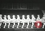 Image of dancers perform Berlin Germany, 1930, second 21 stock footage video 65675032149