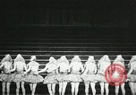 Image of dancers perform Berlin Germany, 1930, second 42 stock footage video 65675032149