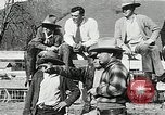 Image of annual wild horse round up Hayward California USA, 1930, second 47 stock footage video 65675032154
