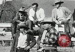 Image of annual wild horse round up Hayward California USA, 1930, second 48 stock footage video 65675032154