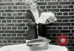 Image of blond girl New York United States USA, 1930, second 20 stock footage video 65675032161