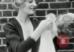 Image of blond girl New York United States USA, 1930, second 22 stock footage video 65675032161