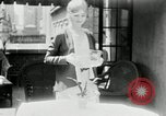 Image of blond girl New York United States USA, 1930, second 41 stock footage video 65675032161