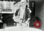 Image of blond girl New York United States USA, 1930, second 43 stock footage video 65675032161