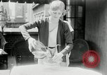 Image of blond girl New York United States USA, 1930, second 47 stock footage video 65675032161