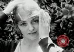 Image of blond girl New York United States USA, 1930, second 50 stock footage video 65675032161
