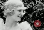 Image of blond girl New York United States USA, 1930, second 54 stock footage video 65675032161