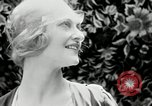 Image of blond girl New York United States USA, 1930, second 55 stock footage video 65675032161