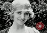 Image of blond girl New York United States USA, 1930, second 58 stock footage video 65675032161
