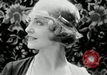 Image of blond girl New York United States USA, 1930, second 61 stock footage video 65675032161