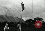 Image of air stunts Colwyn Bay United Kingdom, 1930, second 7 stock footage video 65675032162