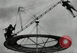 Image of air stunts Colwyn Bay United Kingdom, 1930, second 31 stock footage video 65675032162
