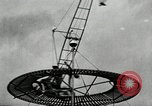 Image of air stunts Colwyn Bay United Kingdom, 1930, second 34 stock footage video 65675032162