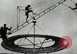 Image of air stunts Colwyn Bay United Kingdom, 1930, second 38 stock footage video 65675032162