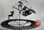 Image of air stunts Colwyn Bay United Kingdom, 1930, second 39 stock footage video 65675032162