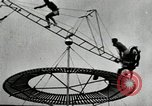 Image of air stunts Colwyn Bay United Kingdom, 1930, second 40 stock footage video 65675032162