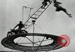 Image of air stunts Colwyn Bay United Kingdom, 1930, second 41 stock footage video 65675032162