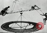 Image of air stunts Colwyn Bay United Kingdom, 1930, second 42 stock footage video 65675032162