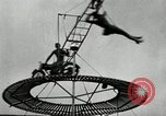 Image of air stunts Colwyn Bay United Kingdom, 1930, second 45 stock footage video 65675032162