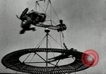 Image of air stunts Colwyn Bay United Kingdom, 1930, second 47 stock footage video 65675032162