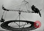 Image of air stunts Colwyn Bay United Kingdom, 1930, second 48 stock footage video 65675032162