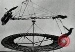 Image of air stunts Colwyn Bay United Kingdom, 1930, second 52 stock footage video 65675032162