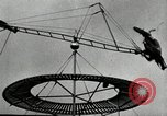 Image of air stunts Colwyn Bay United Kingdom, 1930, second 54 stock footage video 65675032162