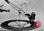 Image of air stunts Colwyn Bay United Kingdom, 1930, second 55 stock footage video 65675032162
