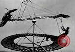 Image of air stunts Colwyn Bay United Kingdom, 1930, second 58 stock footage video 65675032162