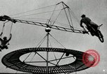 Image of air stunts Colwyn Bay United Kingdom, 1930, second 60 stock footage video 65675032162