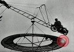 Image of air stunts Colwyn Bay United Kingdom, 1930, second 61 stock footage video 65675032162