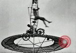 Image of air stunts Colwyn Bay United Kingdom, 1930, second 62 stock footage video 65675032162