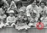 Image of oriental baby show Portland Oregon USA, 1930, second 3 stock footage video 65675032164