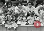Image of oriental baby show Portland Oregon USA, 1930, second 5 stock footage video 65675032164