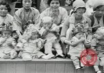 Image of oriental baby show Portland Oregon USA, 1930, second 10 stock footage video 65675032164