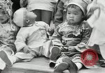 Image of oriental baby show Portland Oregon USA, 1930, second 16 stock footage video 65675032164