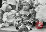 Image of oriental baby show Portland Oregon USA, 1930, second 17 stock footage video 65675032164