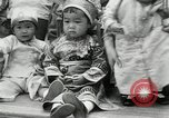 Image of oriental baby show Portland Oregon USA, 1930, second 18 stock footage video 65675032164