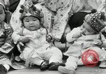 Image of oriental baby show Portland Oregon USA, 1930, second 22 stock footage video 65675032164