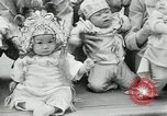 Image of oriental baby show Portland Oregon USA, 1930, second 23 stock footage video 65675032164