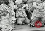 Image of oriental baby show Portland Oregon USA, 1930, second 24 stock footage video 65675032164