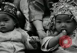 Image of oriental baby show Portland Oregon USA, 1930, second 32 stock footage video 65675032164
