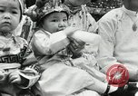 Image of oriental baby show Portland Oregon USA, 1930, second 36 stock footage video 65675032164