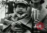 Image of oriental baby show Portland Oregon USA, 1930, second 55 stock footage video 65675032164