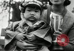 Image of oriental baby show Portland Oregon USA, 1930, second 60 stock footage video 65675032164