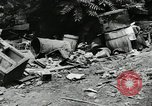 Image of Trashed house United States USA, 1940, second 2 stock footage video 65675032171