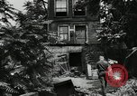 Image of Trashed house United States USA, 1940, second 9 stock footage video 65675032171