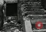 Image of Trashed house United States USA, 1940, second 11 stock footage video 65675032171