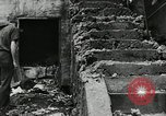 Image of Trashed house United States USA, 1940, second 13 stock footage video 65675032171