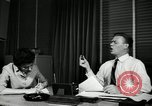 Image of sexual harassment in the workplace United States USA, 1950, second 22 stock footage video 65675032176